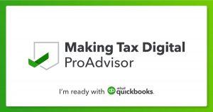 MTD for VAT QuickBooks